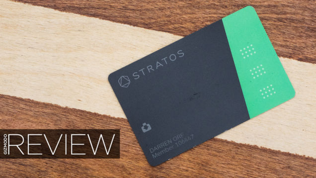 "Stratos Card Review Takeaways from ""Gizmodo"""
