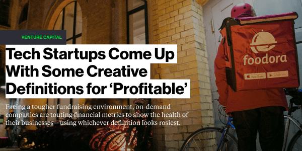 Bloomberg Tech - Startups