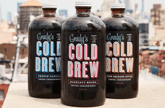 Grady's Cold Brews' never ending StartEngine campaign.
