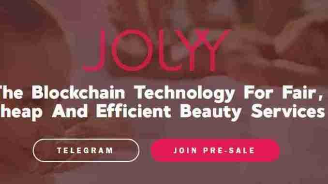 Jolyy ICO Review , Telegram Group , Whatsapp Group , ICO , Pre-Sale