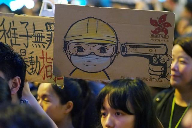 如何从独裁走向民主? —— 从香港看非暴力抗争对抗独裁政权的可能性