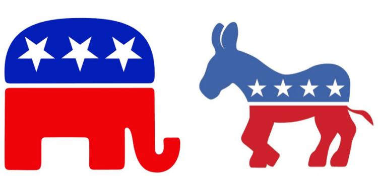 淺談美國兩大政黨歷史