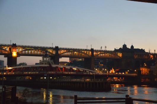 High Level Bridge Newcastle