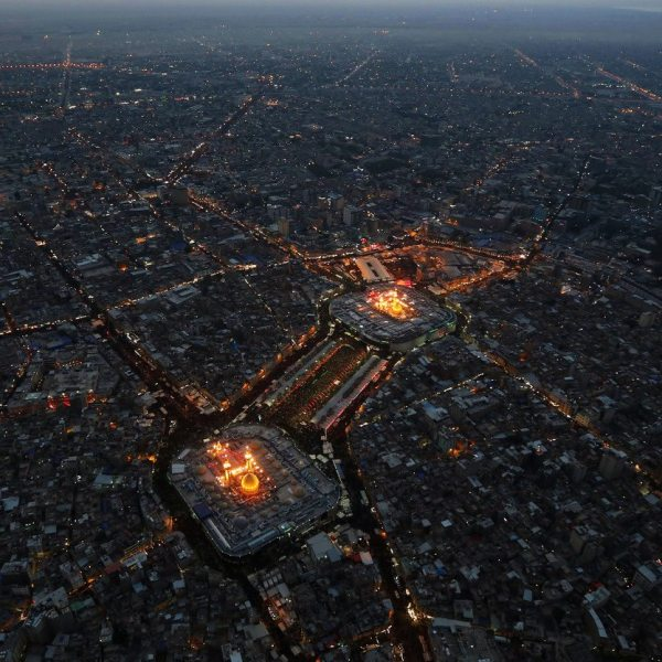 Millions of people from all walks of life visit the resting place of Hussain and his companions in Karbala, Iraq.
