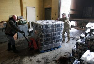 muslims donate 30000 bottles of water who is hussain