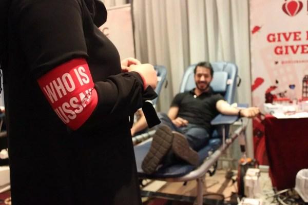 WIH - Lebanon - Blood Donation