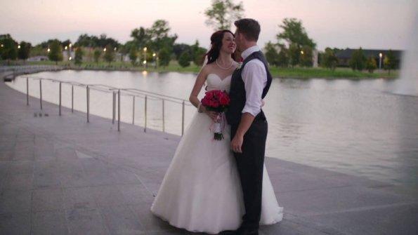 Hannah and Steven