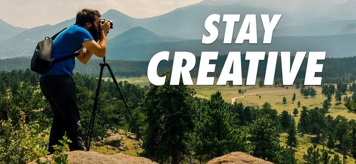 How To Stay Creative As A Filmmaker