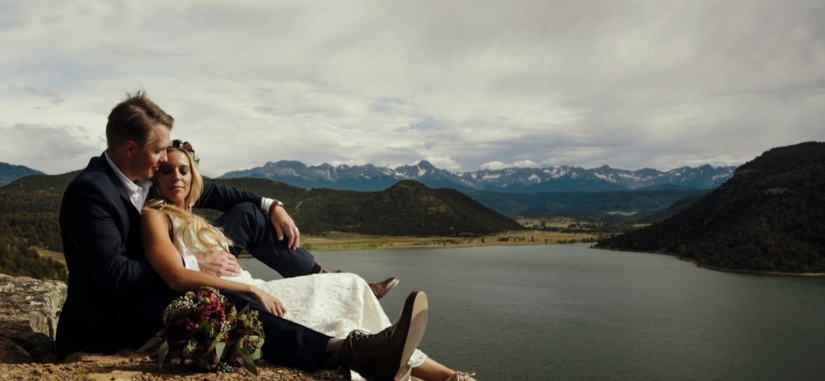 I Will Always Use Our Love As My Compass | Bohemian Elopement in Colorado