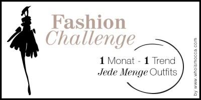 Fashion Blogger Fashion Challenge