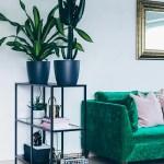 Unsere Neue Wohnzimmer Einrichtung In Grun Grau Und Rosa Life Und Style Blog Aus Osterreich