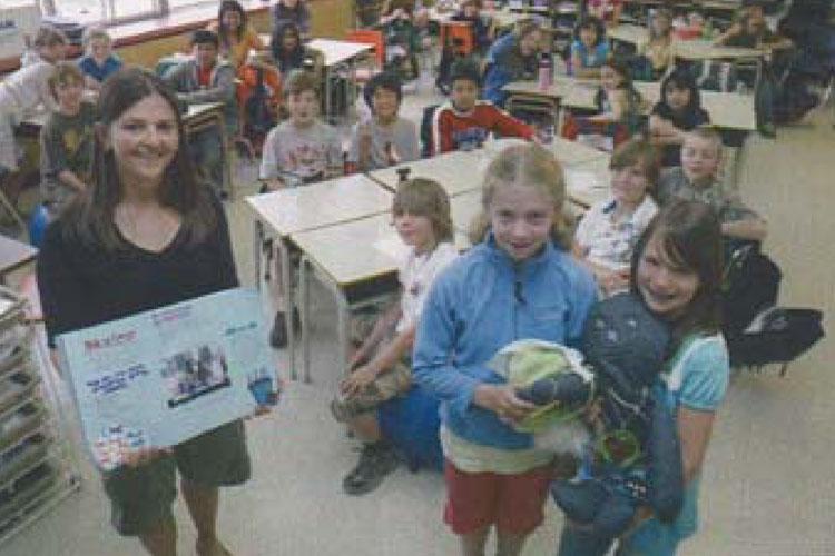 Banff Elementary School - Canadian Rockies Public Schools - Who Is NOBODY?