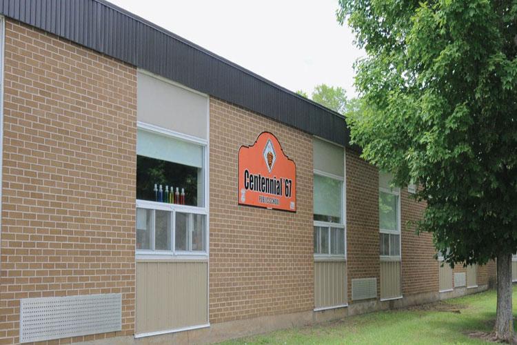 Centennial 67 Public School - Upper Canada District School Board - Who Is NOBODY?