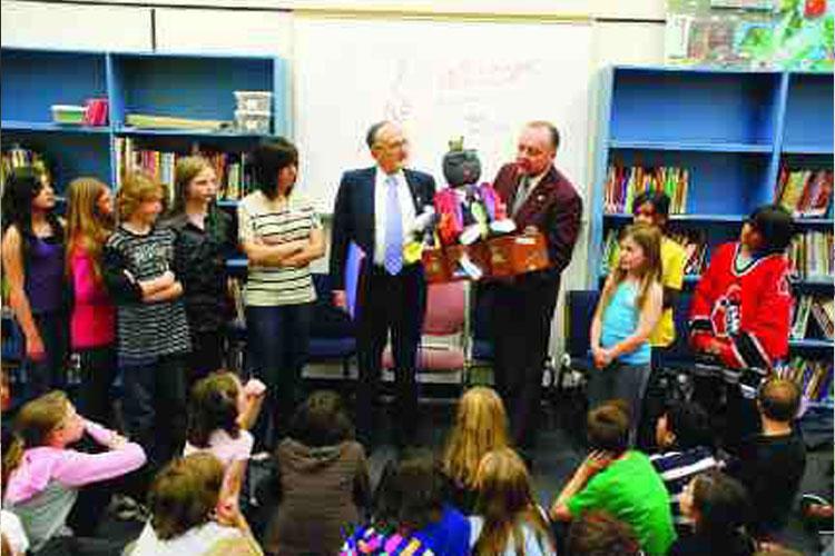 Who Is NOBODY? - Meadowlands Public School