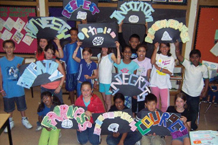 Nelson Mandela PS - Toronto District School Board - Who Is NOBODY?