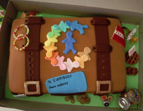 Ottawa Carleton District School Board - Who- Is NOBODY? - Cake