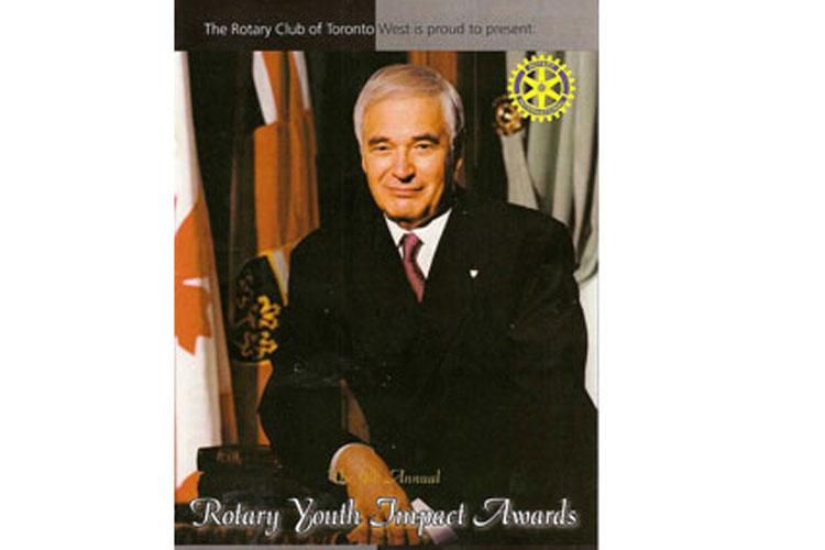 Rotary Youth Impact Award - Who Is NOBODY?