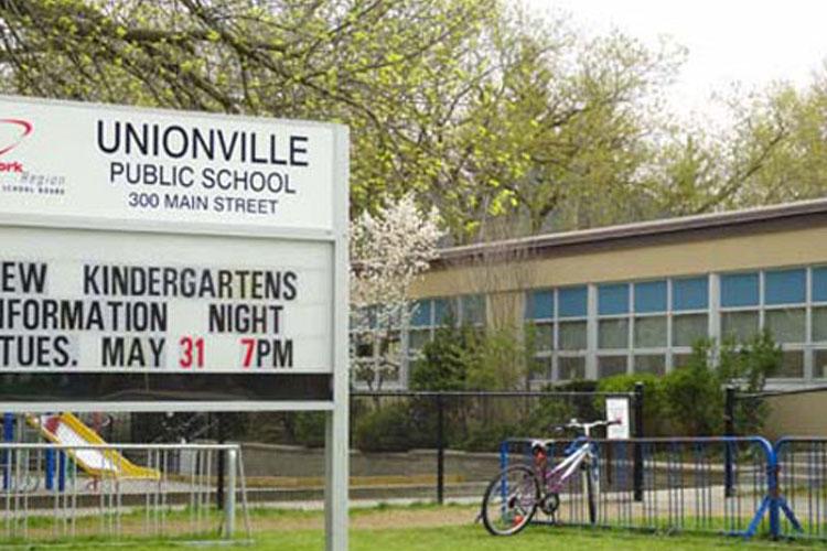 Unionville Meadows Public School - York Region District School Board - Who Is NOBODY?
