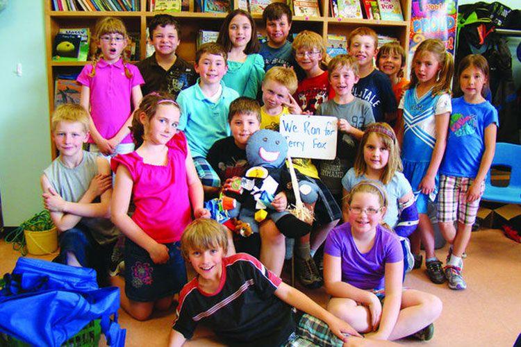 Brookside Public School - Avon Maitland District School Board - Who Is NOBODY?