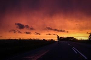 Apocalypse-sunset-longboarding-denmark