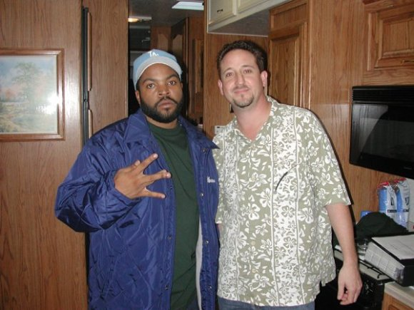 Ice Cube & Rob Harris
