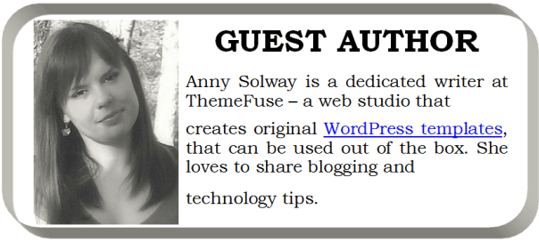 Anny Solway Guest Author at WhoIsSandyMoore.com