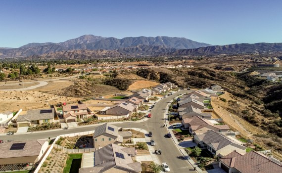 474 Canyon Rdg, Calimesa neighborhood aerial