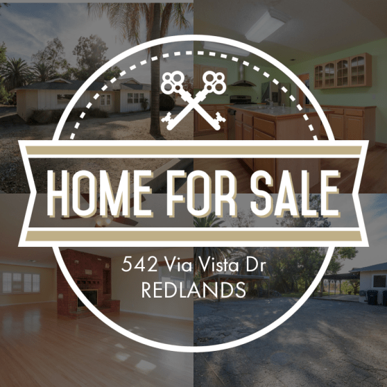 542 Via Vista Dr, Redlands, CA | Redlands real estate, Thomas Jackson