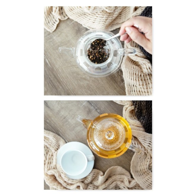 Oolong choc chai