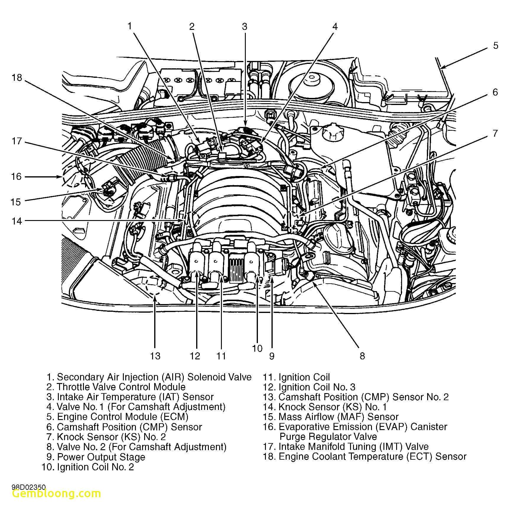 Here S Among The Best Free Car Engine Diagrams You Can