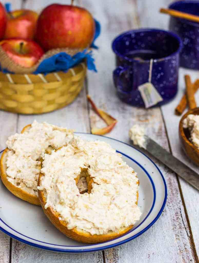 Apple Pie Cream Cheese