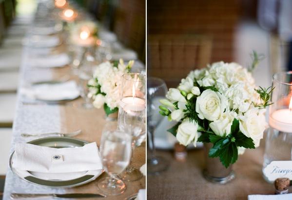 Rustic Wedding Floral Ideas