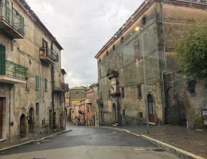 Una lettera dal nord Italia–Letter from Northern Italy