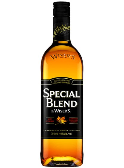 J. P. Wiser's Special Blend