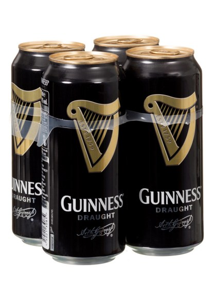 Guinness Draught (Cans) 4-Pack
