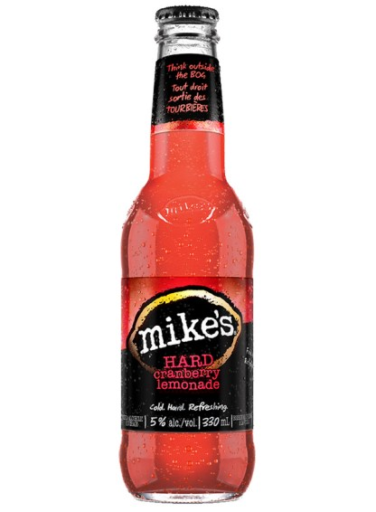 Gwd Mike's Hard Cranberry Lemonade