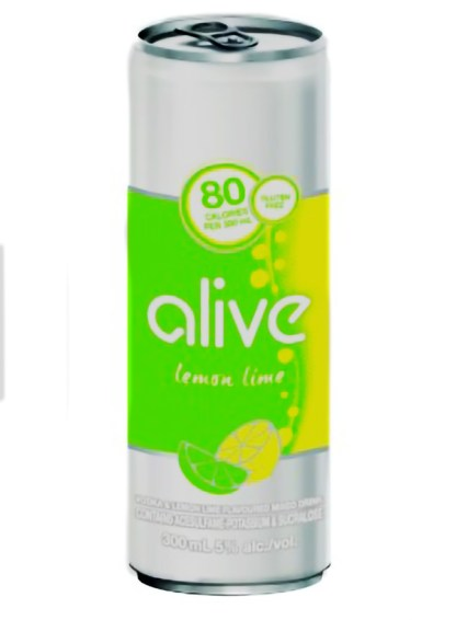 Alive Lemon Lime