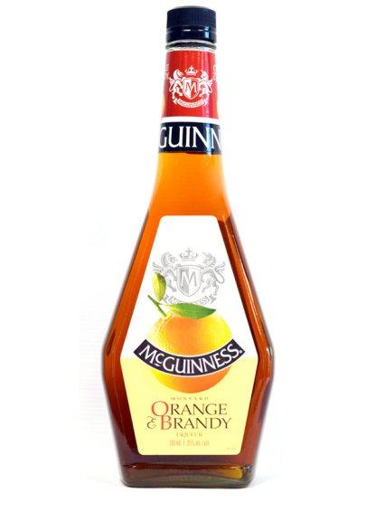 Mcguinness Orange & Brandy
