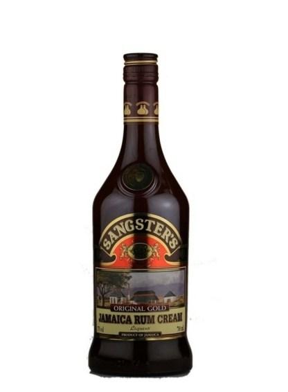 Sangster's Jamaica Rum Cream