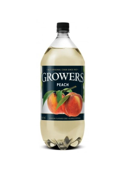 Growers Grapefruit Cider