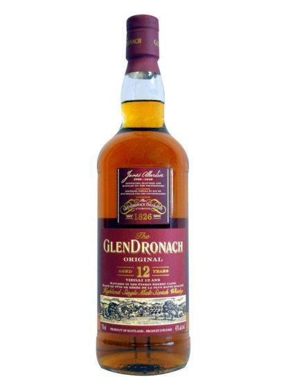 Benriach Glendronach 12 Yo