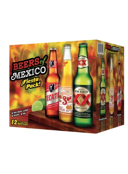 Beers Of Mexico