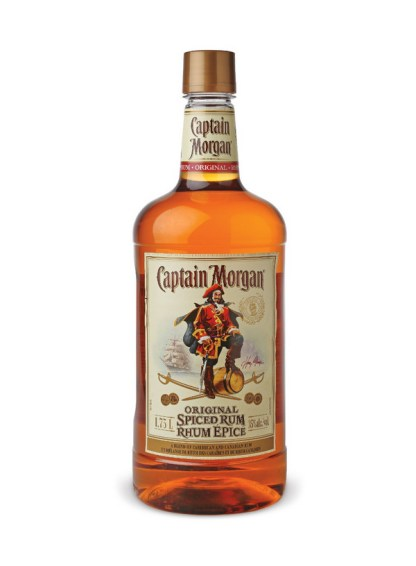 Captain Morgan Spiced Pet