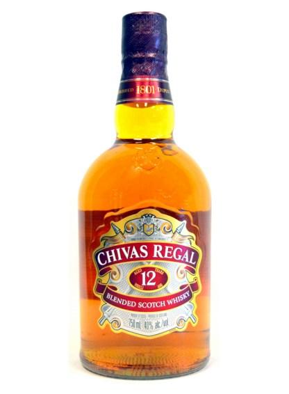 Chivas Regal 12 Year Old