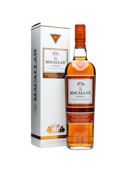 The Macallan 1824 Sienna Repack