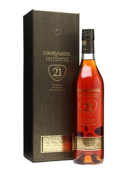 Courvoisier 21 Yr Old Repack