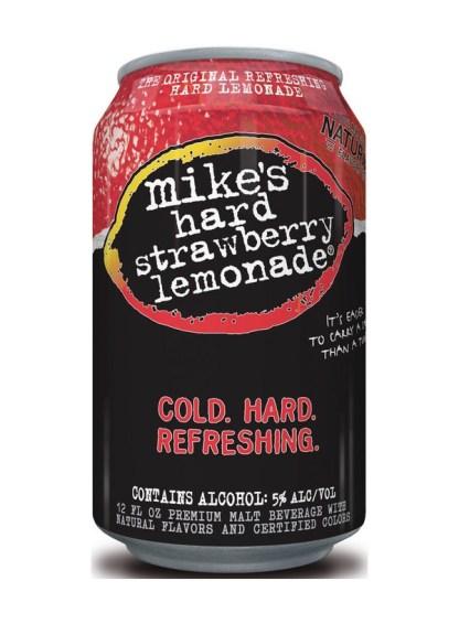 Mike's Hard Strawberry Lemonade