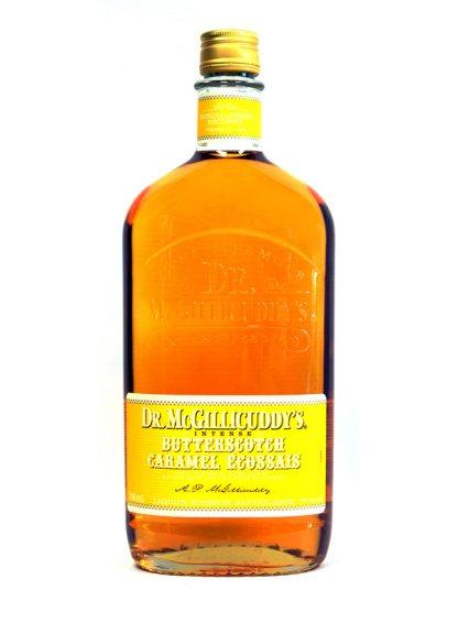 Dr Mcgillicuddy's Butterscotch Schnapps