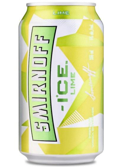 Smirnoff Ice Lime