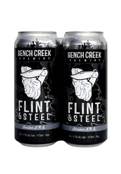Bench Creek Flint & Steel Session Ipa